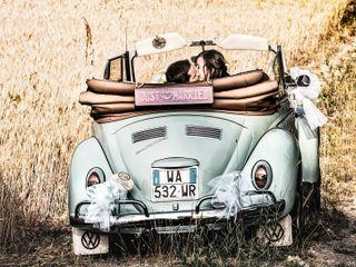 Le nozze di Gianluca e Alessandra