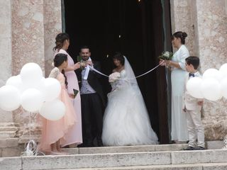 Le nozze di Leonardo e Noemy 1