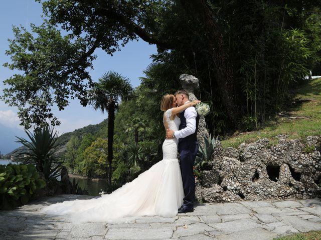 Il matrimonio di Nicola e Cinzia a Luino, Varese 1