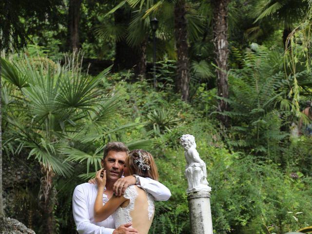 Il matrimonio di Nicola e Cinzia a Luino, Varese 4