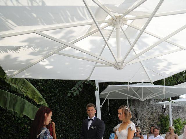 Il matrimonio di Nicola e Cinzia a Luino, Varese 6