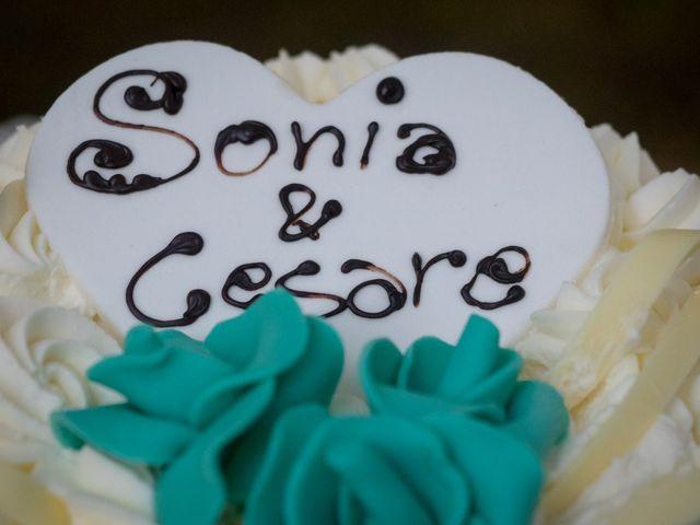 Il matrimonio di Cesare e Sonia a Cantù, Como 3