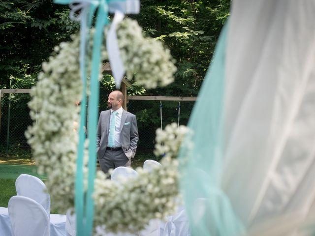 Il matrimonio di Cesare e Sonia a Cantù, Como 9