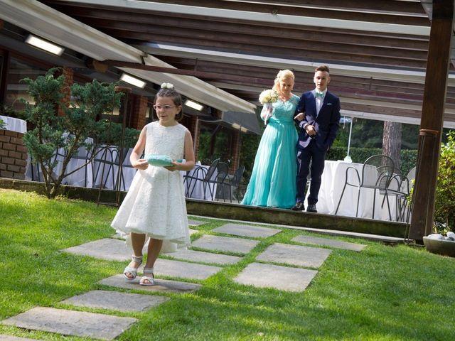 Il matrimonio di Cesare e Sonia a Cantù, Como 15