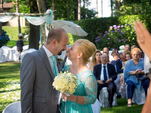 Il matrimonio di Cesare e Sonia a Cantù, Como 17