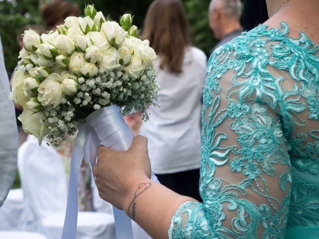 Il matrimonio di Cesare e Sonia a Cantù, Como 25