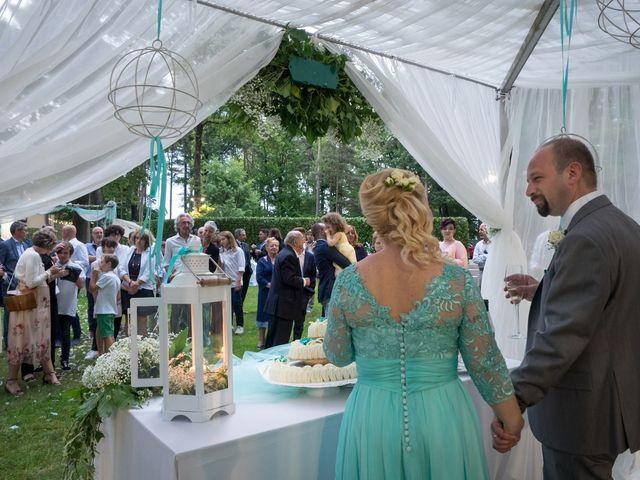 Il matrimonio di Cesare e Sonia a Cantù, Como 38
