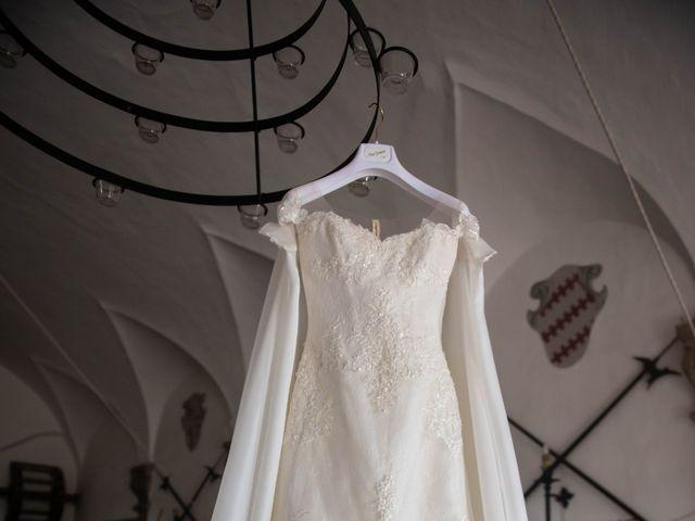 Il matrimonio di Roberto e Beatrice a Vignanello, Viterbo 10