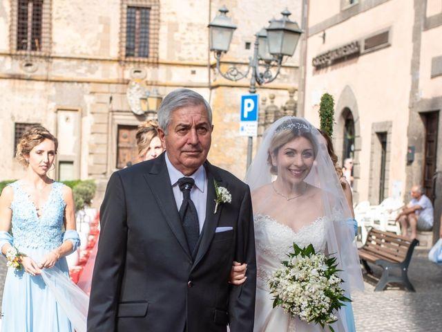 Il matrimonio di Roberto e Beatrice a Vignanello, Viterbo 26