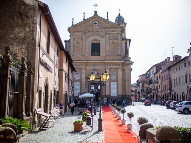 Il matrimonio di Roberto e Beatrice a Vignanello, Viterbo 30