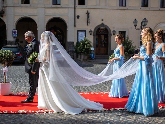 Il matrimonio di Roberto e Beatrice a Vignanello, Viterbo 31