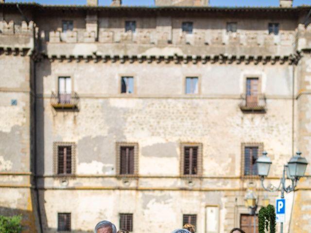 Il matrimonio di Roberto e Beatrice a Vignanello, Viterbo 32