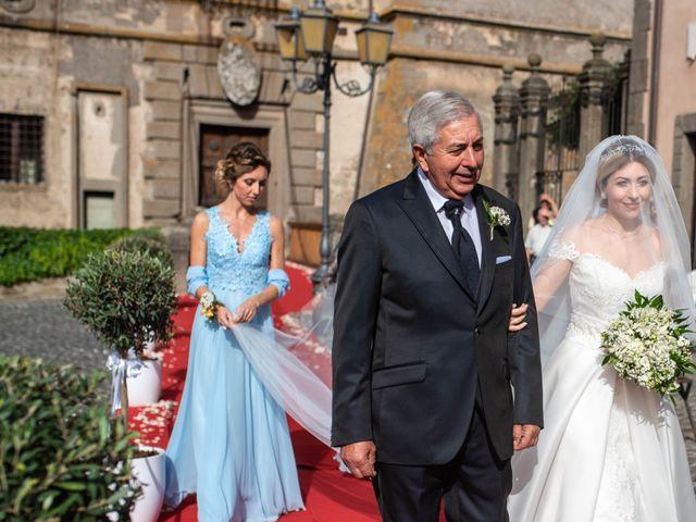 Il matrimonio di Roberto e Beatrice a Vignanello, Viterbo 34