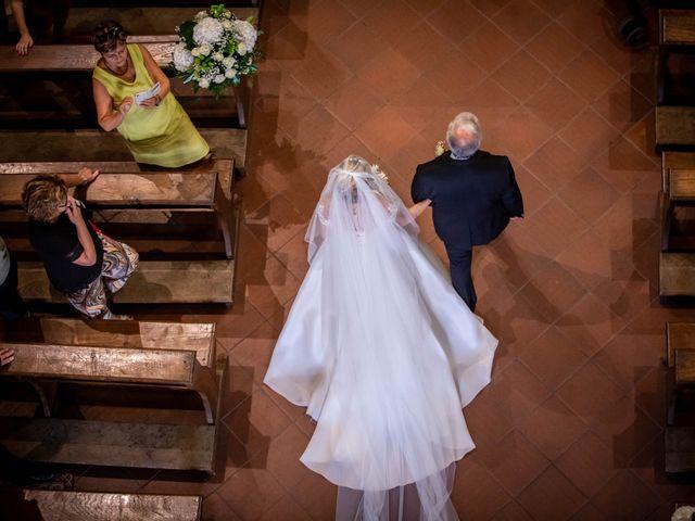 Il matrimonio di Roberto e Beatrice a Vignanello, Viterbo 35