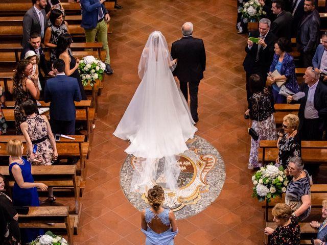 Il matrimonio di Roberto e Beatrice a Vignanello, Viterbo 36
