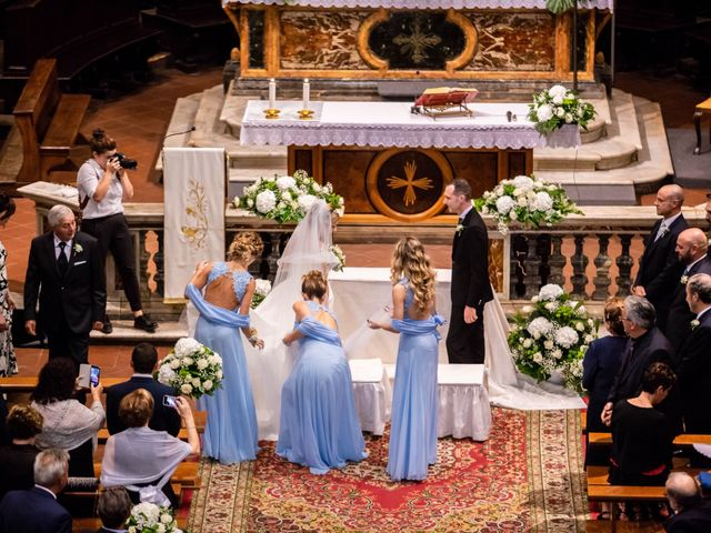 Il matrimonio di Roberto e Beatrice a Vignanello, Viterbo 38