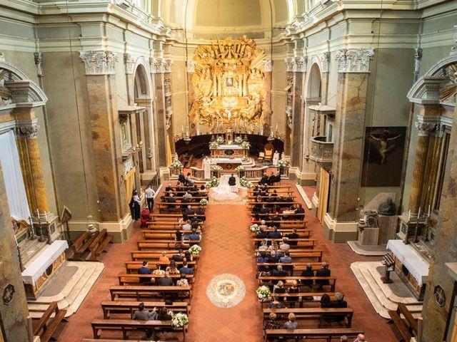 Il matrimonio di Roberto e Beatrice a Vignanello, Viterbo 41
