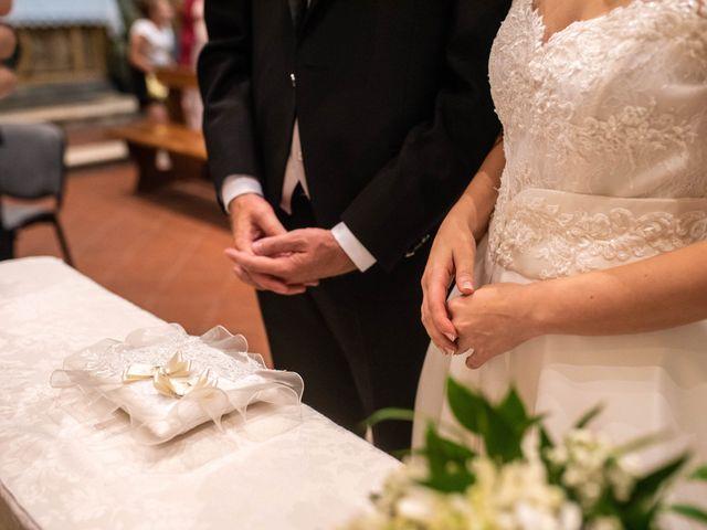 Il matrimonio di Roberto e Beatrice a Vignanello, Viterbo 43