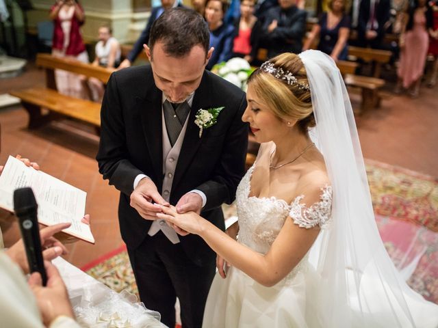 Il matrimonio di Roberto e Beatrice a Vignanello, Viterbo 49
