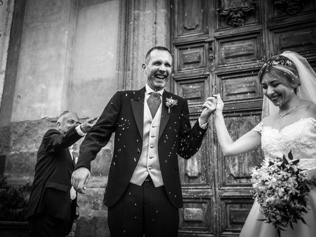 Il matrimonio di Roberto e Beatrice a Vignanello, Viterbo 57