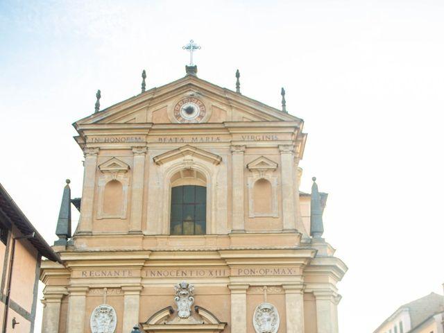Il matrimonio di Roberto e Beatrice a Vignanello, Viterbo 58