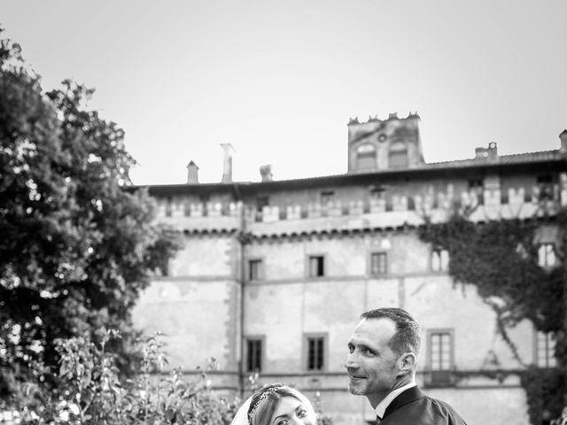 Il matrimonio di Roberto e Beatrice a Vignanello, Viterbo 61