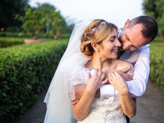 Il matrimonio di Roberto e Beatrice a Vignanello, Viterbo 65