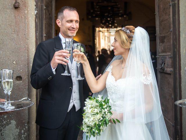 Il matrimonio di Roberto e Beatrice a Vignanello, Viterbo 79