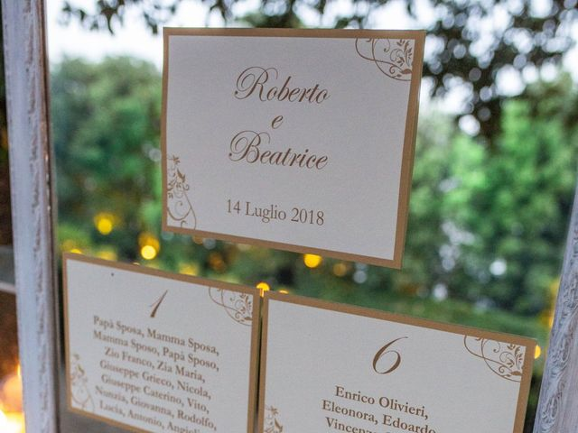 Il matrimonio di Roberto e Beatrice a Vignanello, Viterbo 82