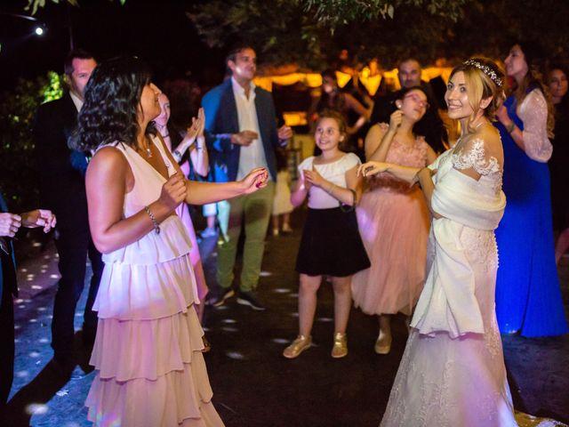 Il matrimonio di Roberto e Beatrice a Vignanello, Viterbo 101