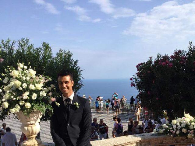 Il matrimonio di Luigi e Noemi a Taormina, Messina 3