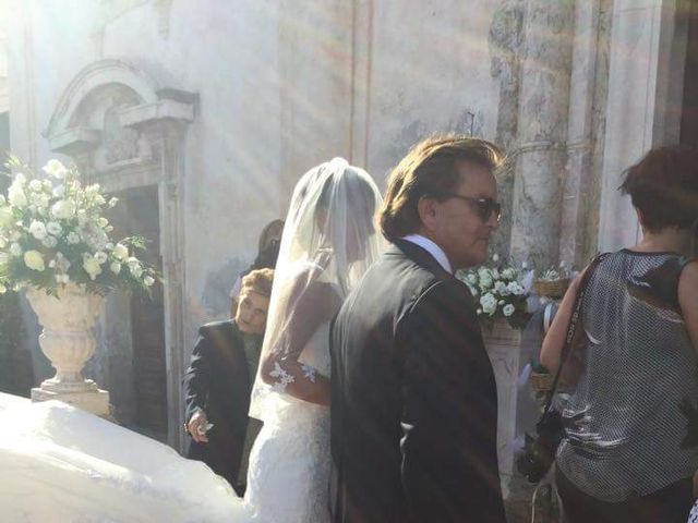 Il matrimonio di Luigi e Noemi a Taormina, Messina 6