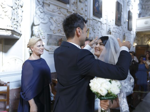 Il matrimonio di Luigi e Noemi a Taormina, Messina 8