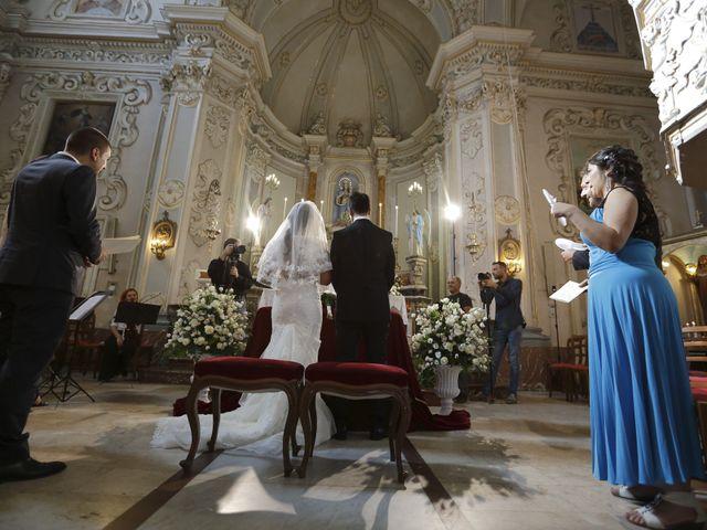 Il matrimonio di Luigi e Noemi a Taormina, Messina 9