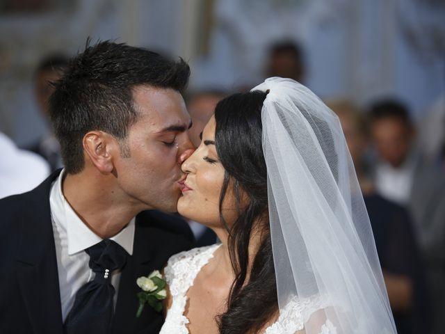 Il matrimonio di Luigi e Noemi a Taormina, Messina 10