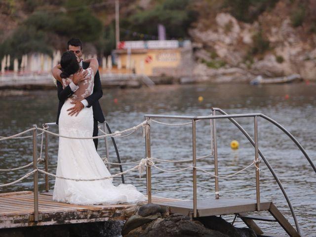 Il matrimonio di Luigi e Noemi a Taormina, Messina 2