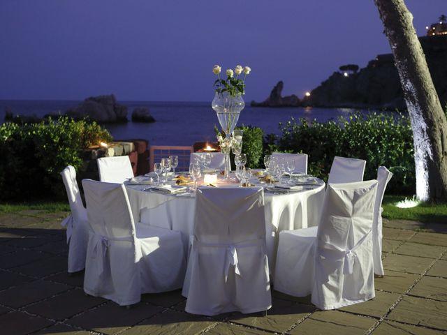 Il matrimonio di Luigi e Noemi a Taormina, Messina 28