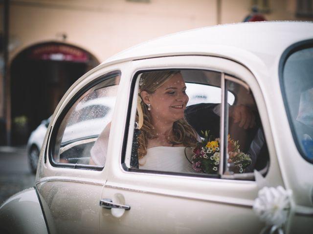 Il matrimonio di Freddy e Michela a Cherasco, Cuneo 20