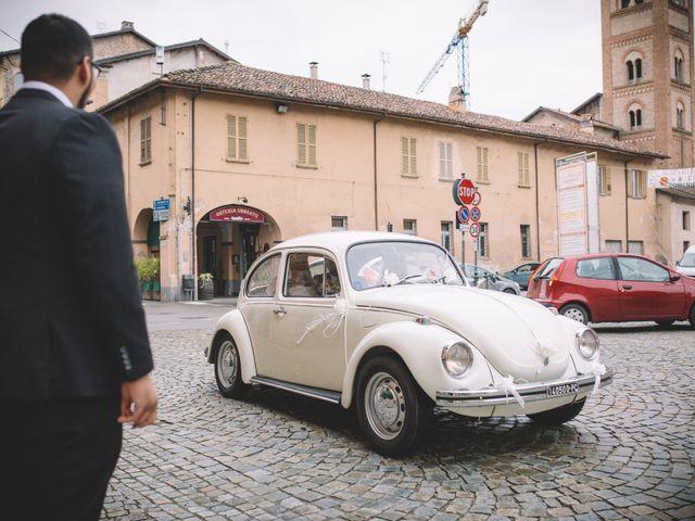 Il matrimonio di Freddy e Michela a Cherasco, Cuneo 21