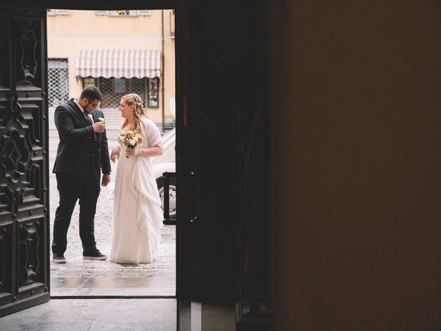 Il matrimonio di Freddy e Michela a Cherasco, Cuneo 22