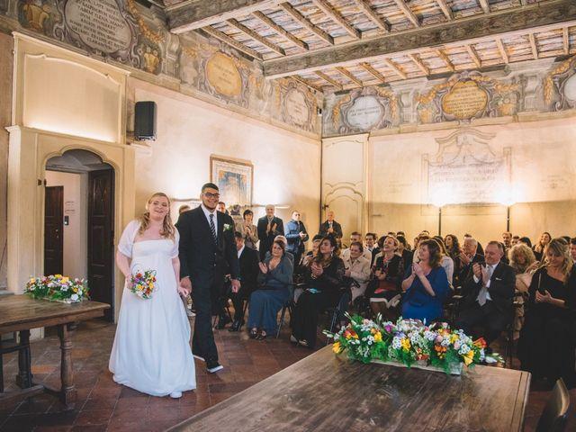 Il matrimonio di Freddy e Michela a Cherasco, Cuneo 23