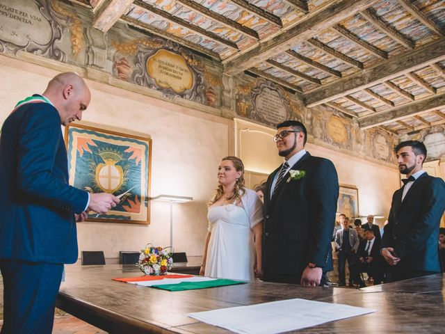 Il matrimonio di Freddy e Michela a Cherasco, Cuneo 24