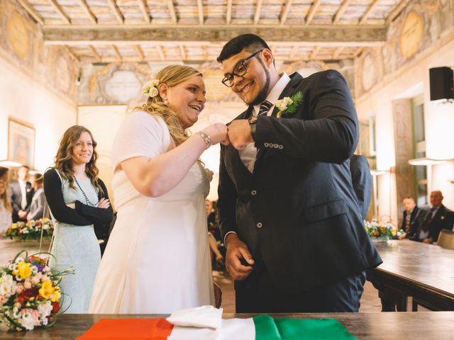 Il matrimonio di Freddy e Michela a Cherasco, Cuneo 1