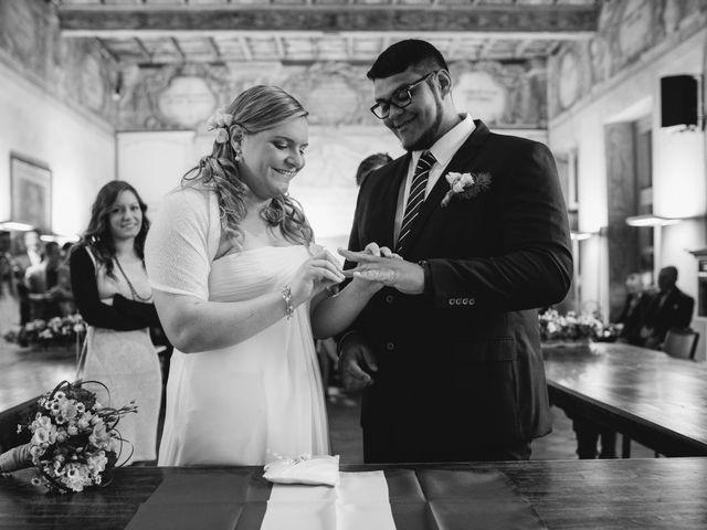 Il matrimonio di Freddy e Michela a Cherasco, Cuneo 25