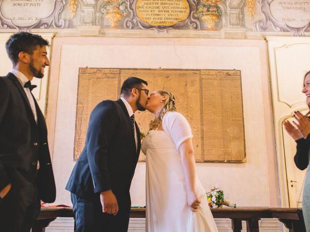 Il matrimonio di Freddy e Michela a Cherasco, Cuneo 26