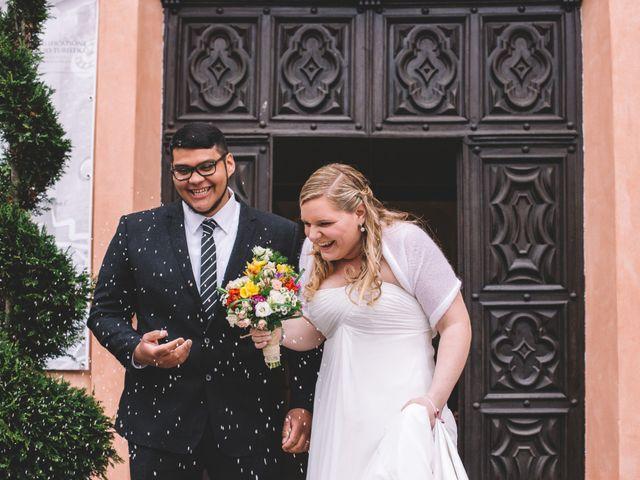 Il matrimonio di Freddy e Michela a Cherasco, Cuneo 28