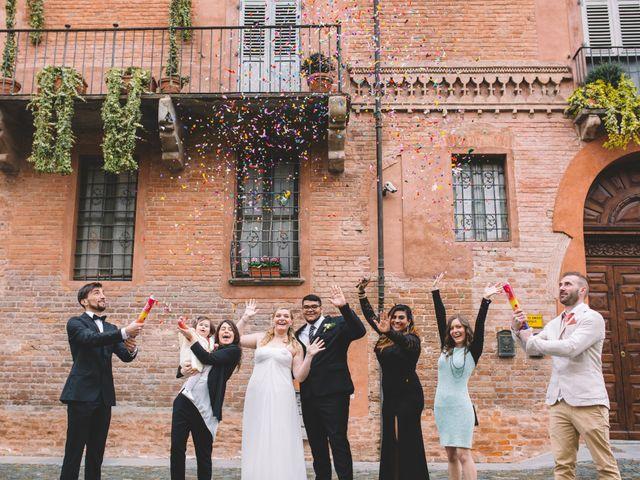 Il matrimonio di Freddy e Michela a Cherasco, Cuneo 31