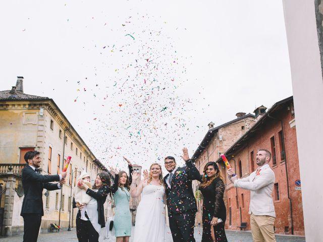 Il matrimonio di Freddy e Michela a Cherasco, Cuneo 32