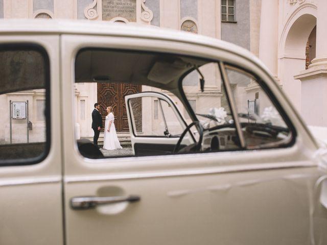 Il matrimonio di Freddy e Michela a Cherasco, Cuneo 33