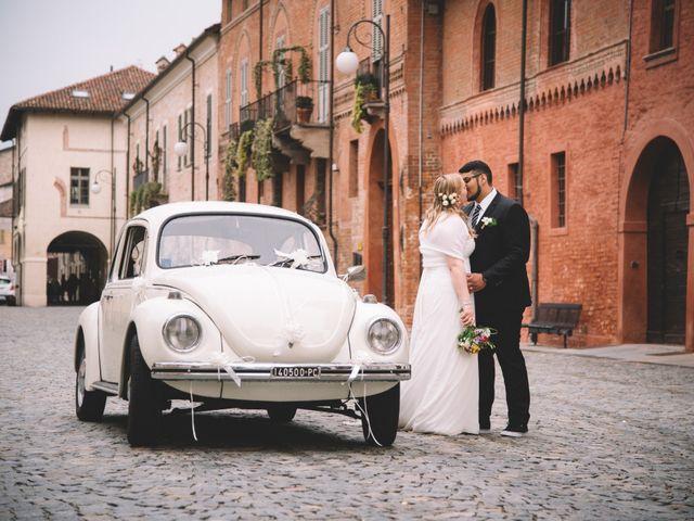 Il matrimonio di Freddy e Michela a Cherasco, Cuneo 34